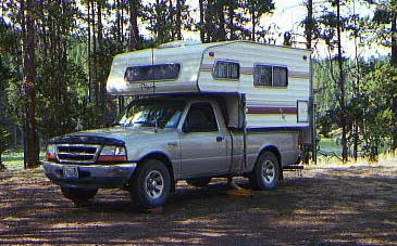 Victory Camper Offers A Unique Design And American Workmanship The Pickup Line Is Only Available Through Rock Bye Campers